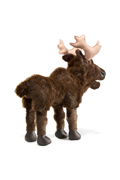 Folkmanis Moose Puppet - Alternate List Image