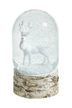 Shoptiques Product: Moose Snow Globe