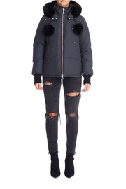 Moose Knuckles  Beaver Down Jacket - Front cropped