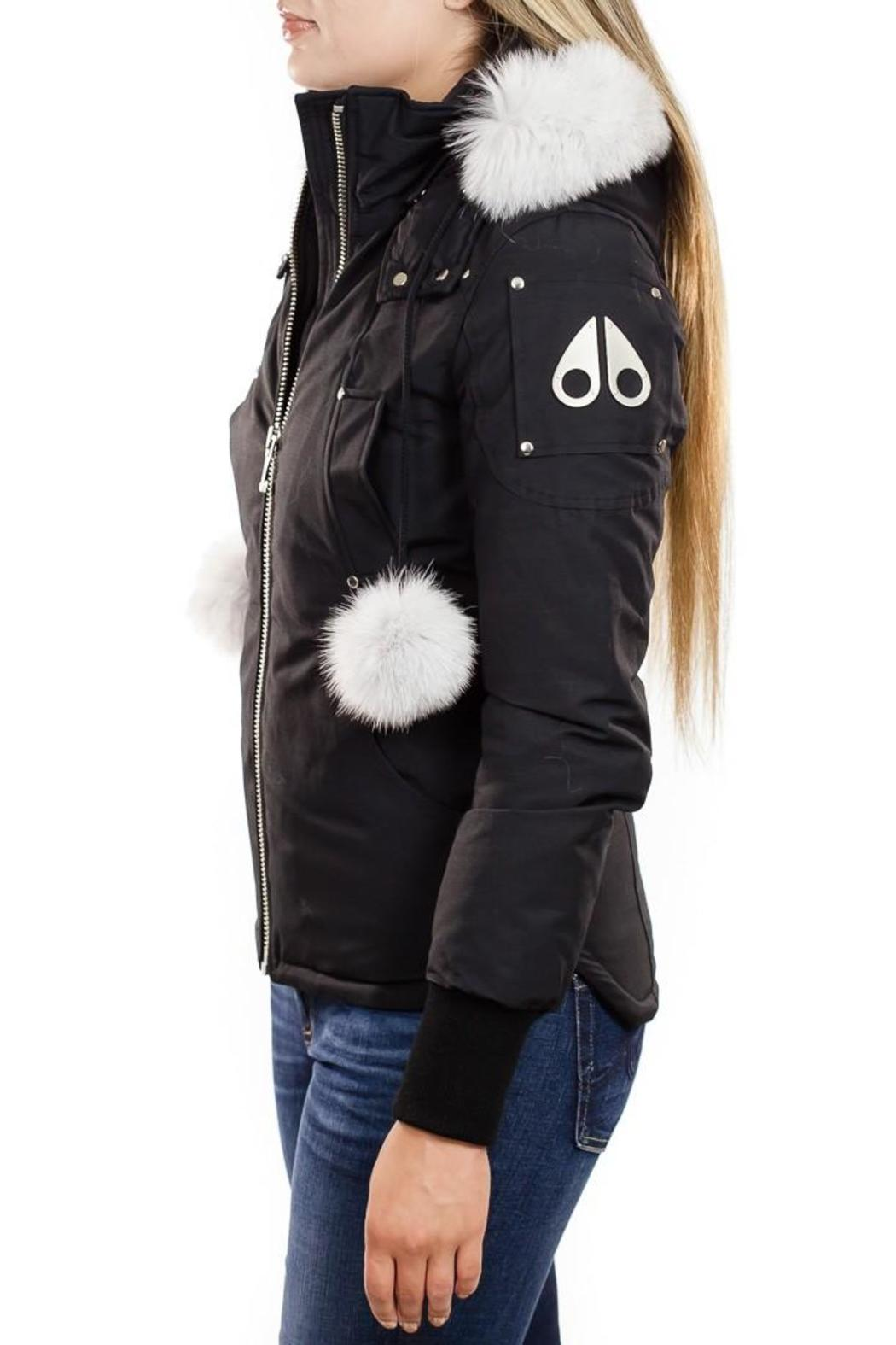 Moose Knuckles Beaver Down Jacket From Canada By Swartz