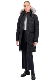 Moose Knuckles  Causapscal Ladies Parka - Back cropped
