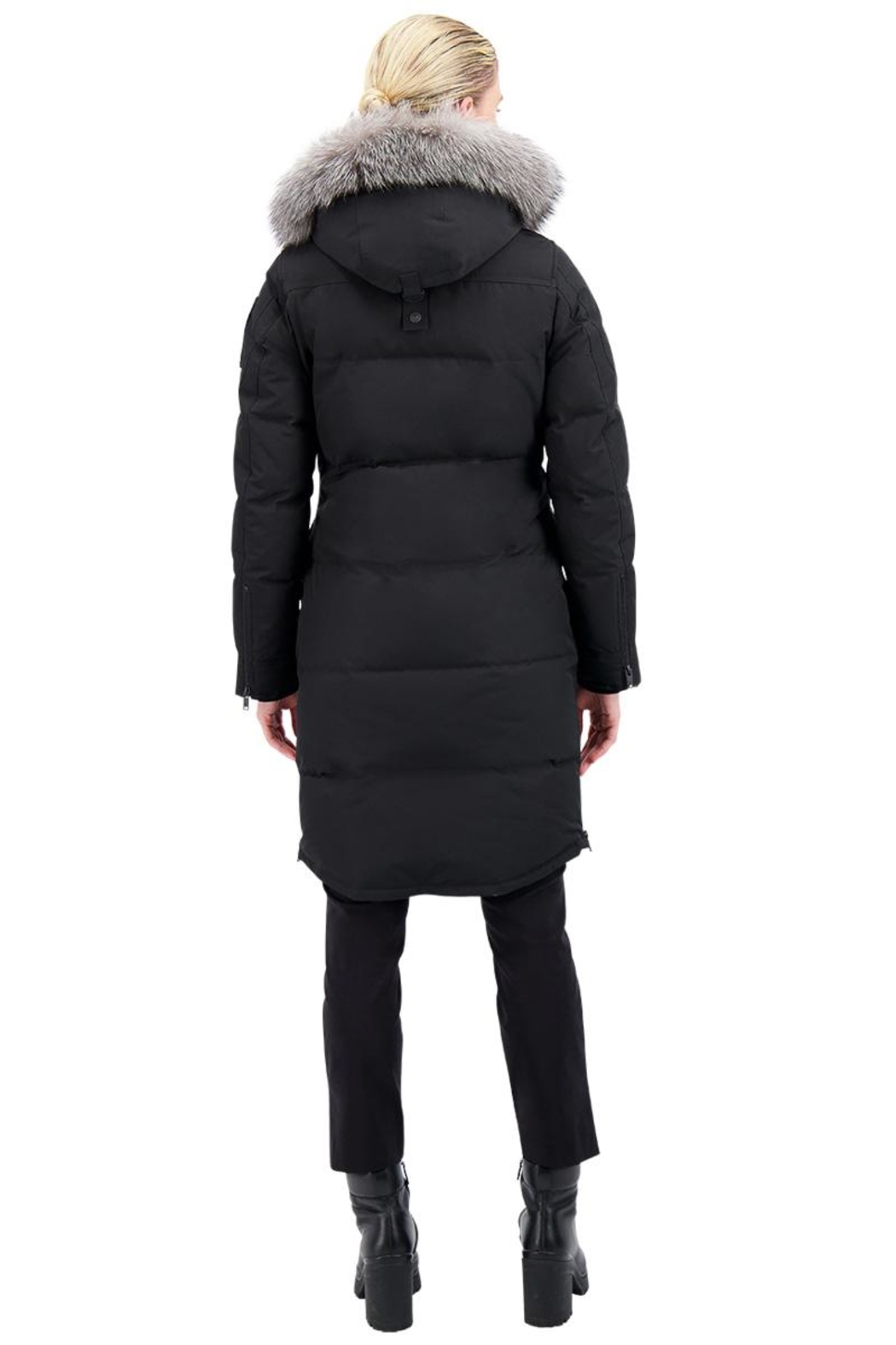 Moose Knuckles  Causapscal Ladies Parka - Side Cropped Image
