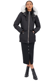Moose Knuckles  Fire River Ladies Jacket - Front full body