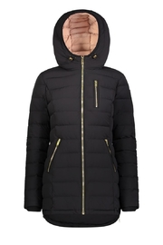 Moose Knuckles  Rockcliff Ladies Lightweight Down Jacket - Product Mini Image