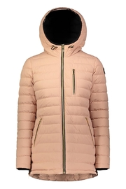 Moose Knuckles  Rockcliff Ladies Lightweight Down Jacket - Front cropped