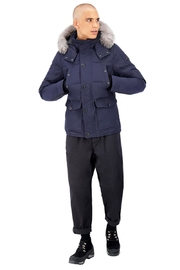 Moose Knuckles  Round Island Men's Jacket - Front full body