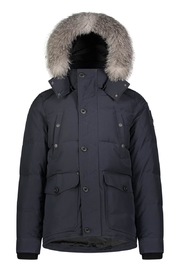 Moose Knuckles  Round Island Men's Jacket - Front cropped