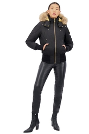 Moose Knuckles  Sainte Flavie Ladies Bomber - Front full body