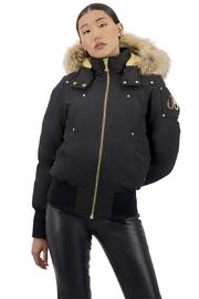 Moose Knuckles  Sainte Flavie Ladies Bomber - Side cropped