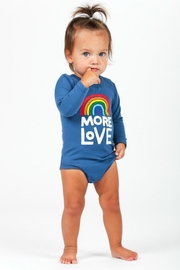 Rock Your Baby More Love Bodysuit - Front cropped