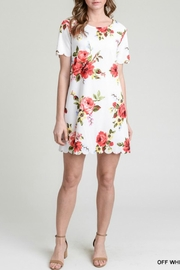 Jodifl Morgan Floral Dress - Product Mini Image