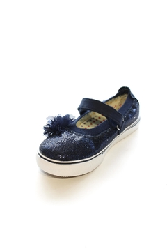 Morgan & Milo Glitter Sneakers - Product List Image