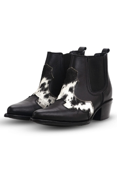 Morkas Shoes Ankle Boots New Black - Product List Image