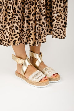 Morkas Shoes Ankle Strap Apricot - Product List Image