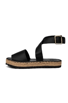Shoptiques Product: Ankle Strap Dark Side