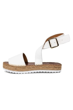 Shoptiques Product: Ankle Strap Milk