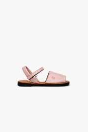 Morkas Shoes Avarca Kids Pinkly - Front cropped