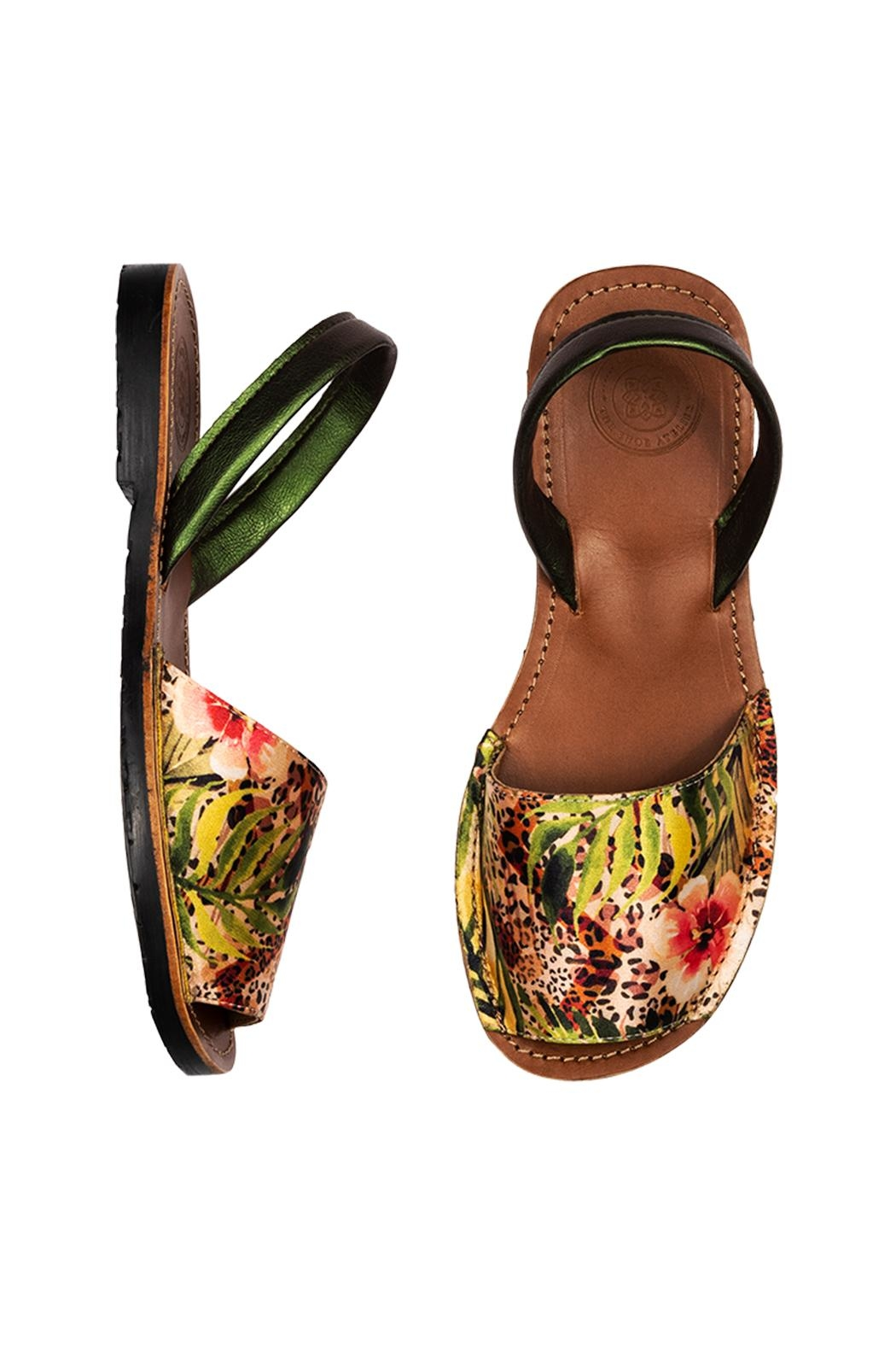 Morkas Shoes Avarca Nature - Front Full Image