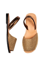 Morkas Shoes Avarca Rattan - Front full body