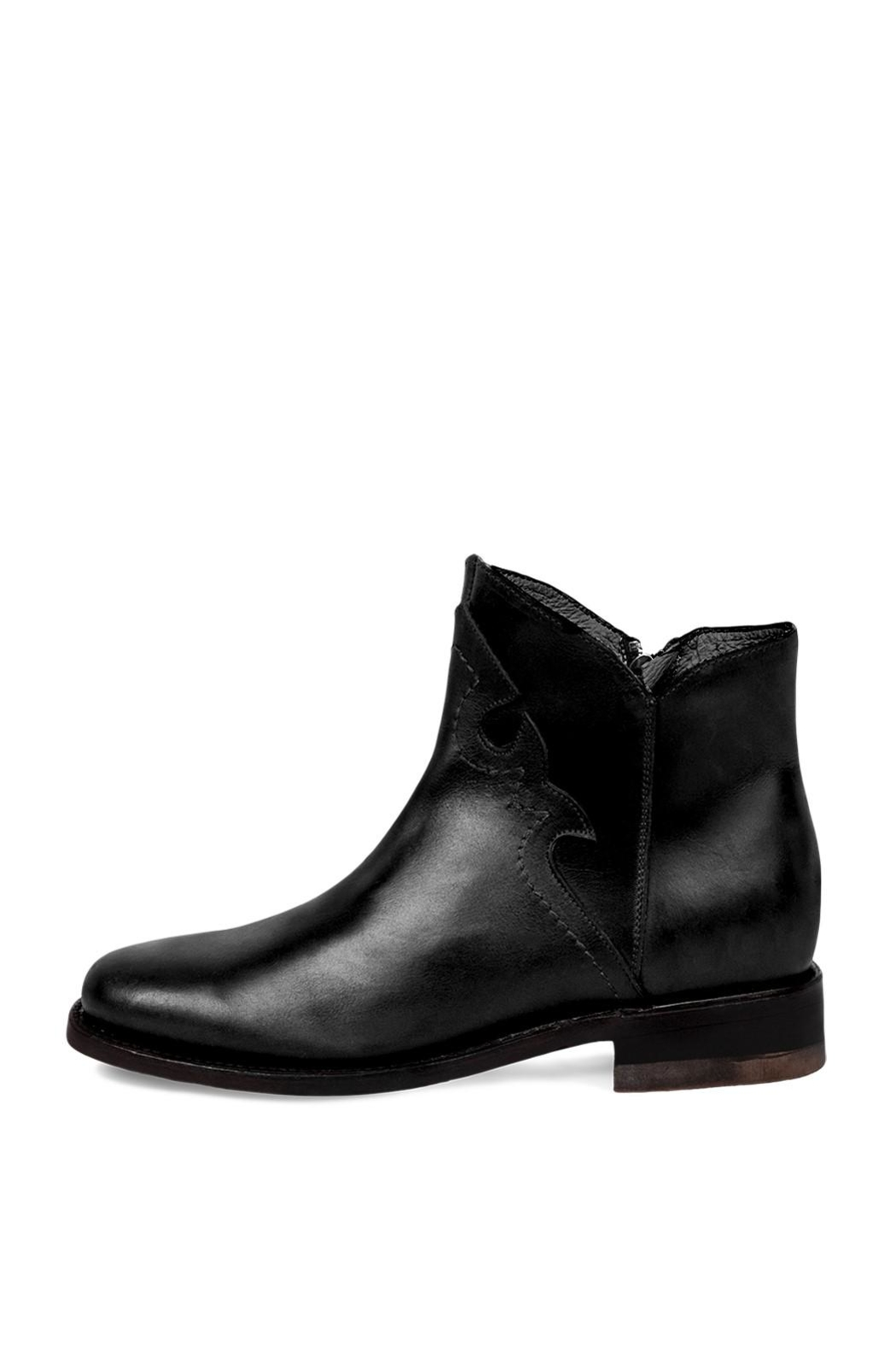Morkas Shoes British Black - Main Image