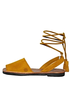Morkas Shoes Canary Avarca Sandal - Alternate List Image