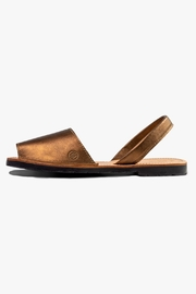 Morkas Shoes Copper Leather Sandal - Product Mini Image
