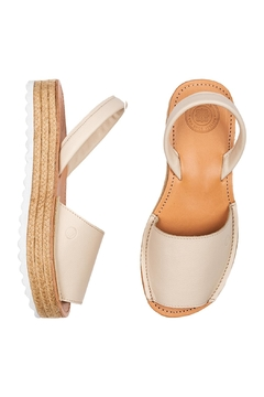 Morkas Shoes Espadrile Up Ceramics - Alternate List Image