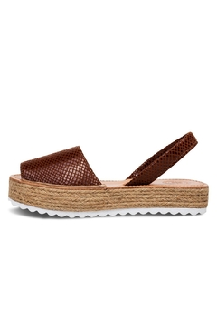 Morkas Shoes Espadrille Up Cobra Puff - Product List Image