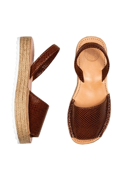 Morkas Shoes Espadrille Up Cobra Puff - Alternate List Image