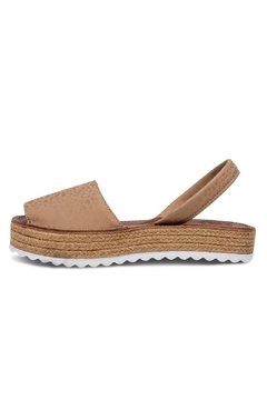 Morkas Shoes Espadrille Up Leopard - Product List Image