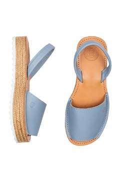 Morkas Shoes Espadrille Up Sky Blue - Alternate List Image