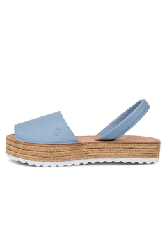 Morkas Shoes Espadrille Up Sky Blue - Product List Image