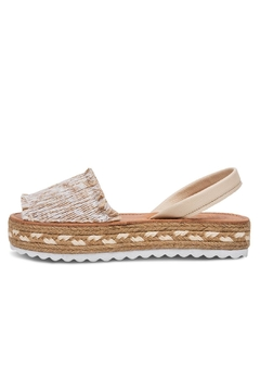 Morkas Shoes Espadrille Up Sugar - Product List Image