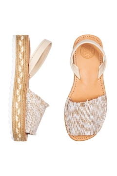 Morkas Shoes Espadrille Up Sugar - Alternate List Image