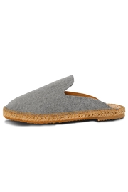 Morkas Shoes Hand-Knitted Mules - Front cropped