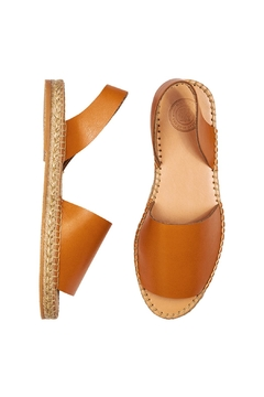 Morkas Shoes Hand Sewn Camel Espadrilles - Alternate List Image