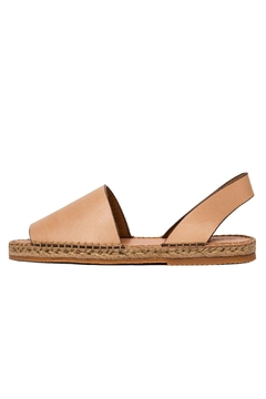 Morkas Shoes Hand Sewn Shell Espadrilles - Product List Image