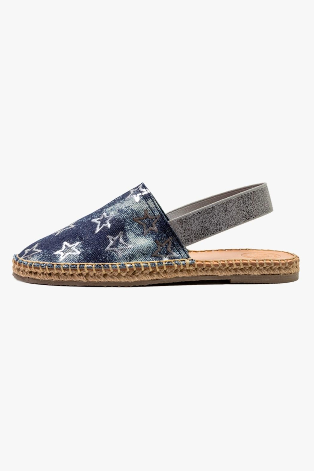 Morkas Shoes Jeans Mules - Main Image