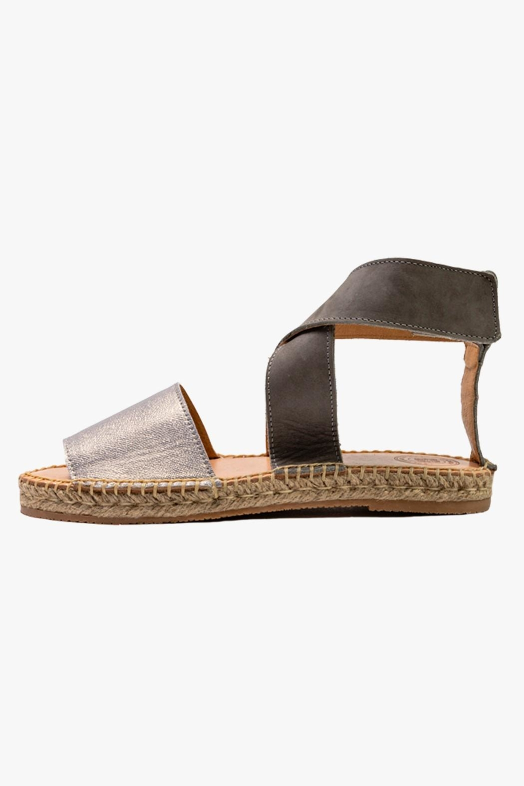 Morkas Shoes Mist Leather Ankle Strap - Main Image
