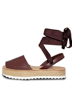Morkas Shoes Mulberry Avarca Sandal - Alternate List Image