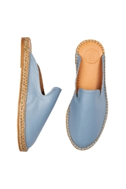 Morkas Shoes Mules Bleu - Front full body