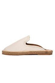 Morkas Shoes Mules Light Snow - Front cropped