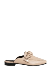 Morkas Shoes Mules Sydney Cappuccino - Front cropped