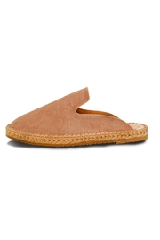 Morkas Shoes Soft Pink Mule - Front cropped