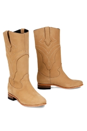 Morkas Shoes Westbound Sand - Front full body