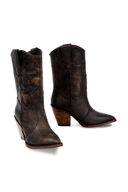 Morkas Shoes Western Basic - Front full body