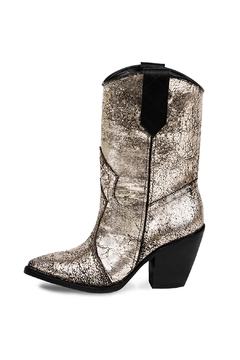 Shoptiques Product: Western Metallic