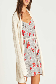 Billabong Morning Glow Long Cardigan - Product Mini Image