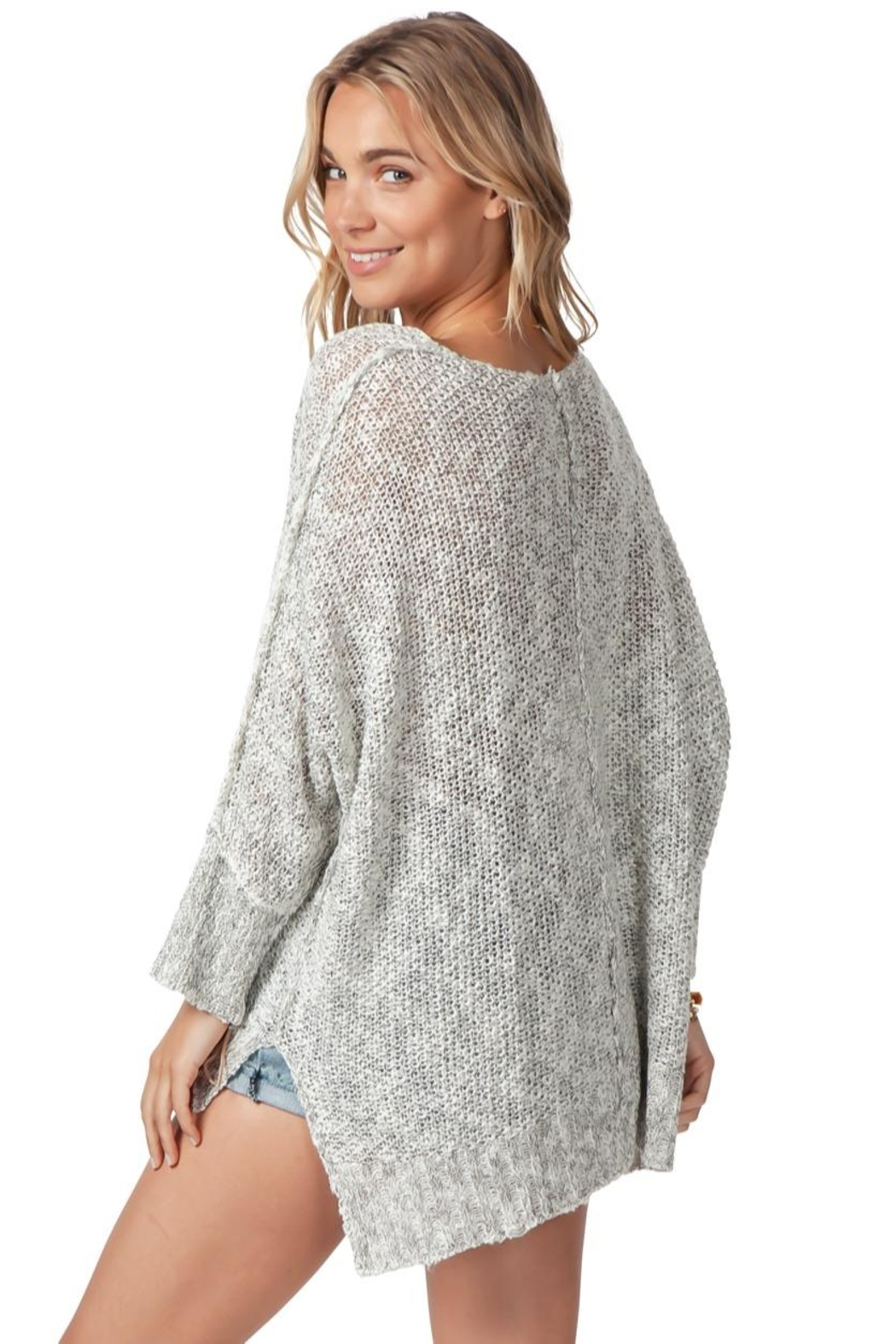 Rip Curl Morningside Pullover - Front Full Image