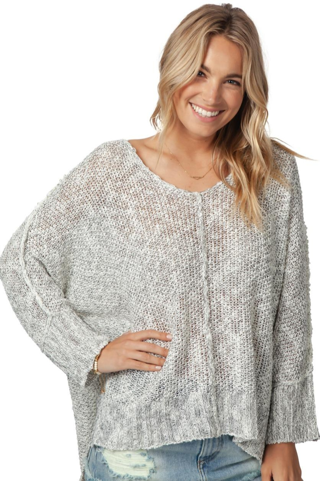 Rip Curl Morningside Pullover - Side Cropped Image